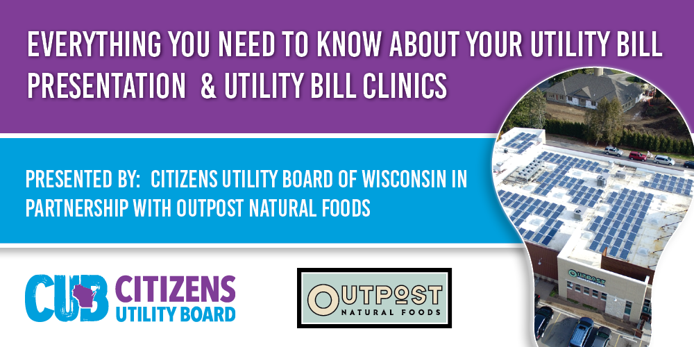 Utility Bill Clinics delve into ways to save $$$ – Citizens